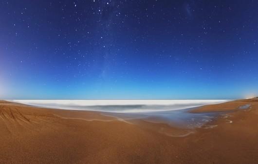 Море звезды и песок