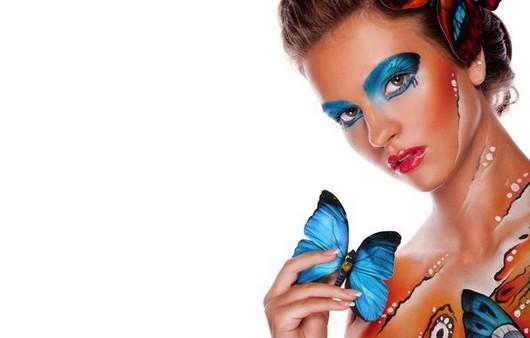 Модель бабочка