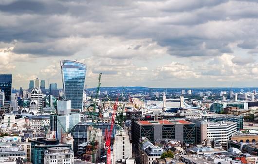 Фотообои Здания в Лондоне