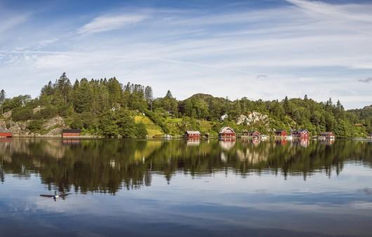 Фотообои Норвежская природа