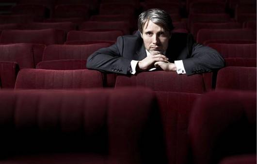 Фотообои Актёр Mads Mikkelsen