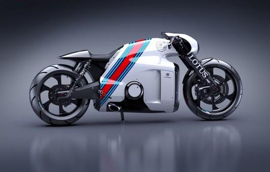 Фотообои Мотоцикл Лотус супербайк