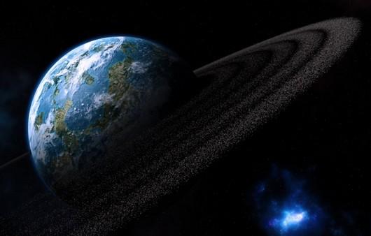 Планета марс с орбитой