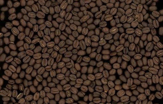 Фотообои текстура кофейных зёрен