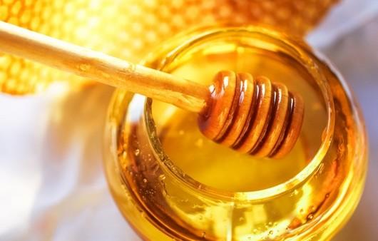 Фотообои Натуральный пчелиный мёд