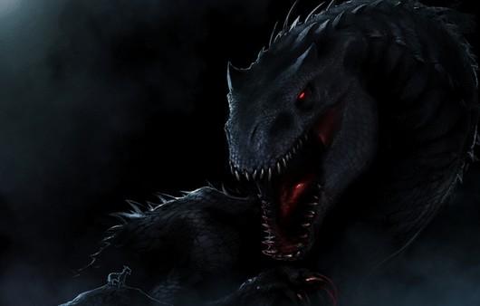 Фантастический динозавр