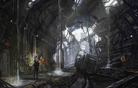 Разрушенная подземка