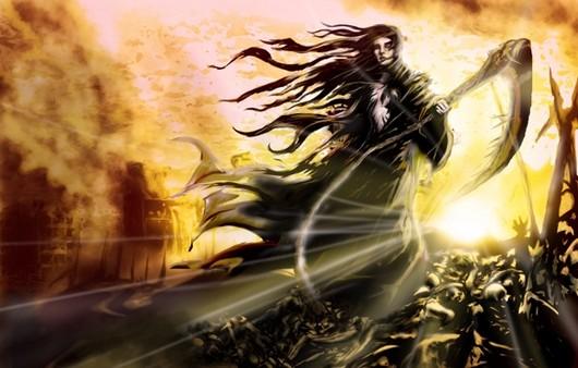 Фантастический персонаж смерть
