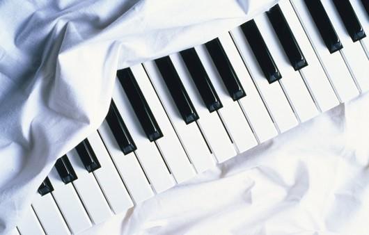 Фотообои Музыкальные клавиши