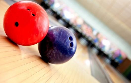 Фотообои bowling спорт