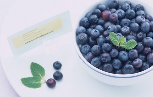 Фотообои Тарелка ягоды