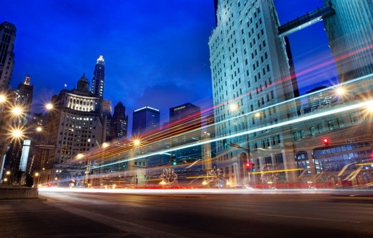 город Chicago