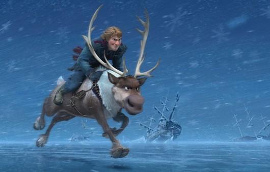 frozen Walt Disney