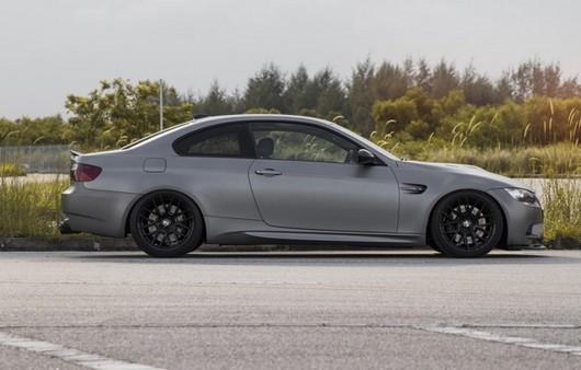BMW m3 grey