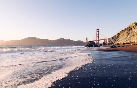 Пейзаж Сан-Франциско