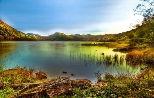 Фотообои Берег на природе