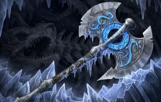 Ледяное оружие