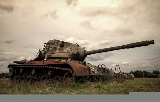 Армейский танк