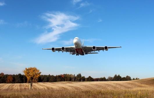 Фотообои airbus a380