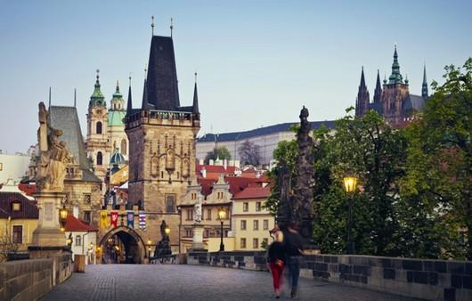 город Чехии