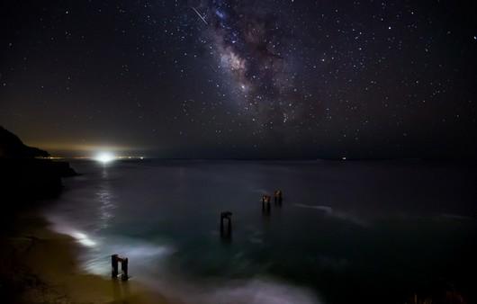 Фотообои Ночное пространство