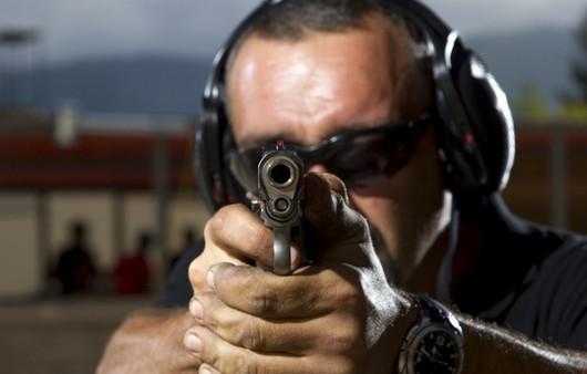 Пистолет на взводе