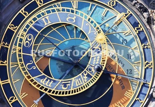 Фотообои Часы