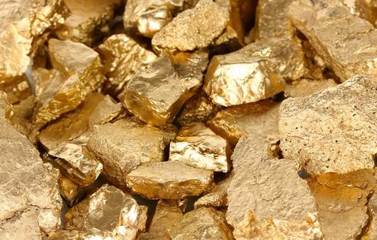 Много золото