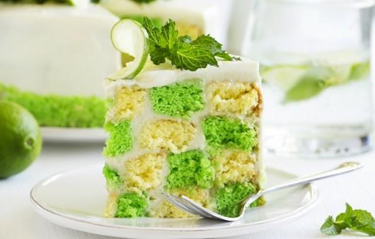 Выпечка тортика