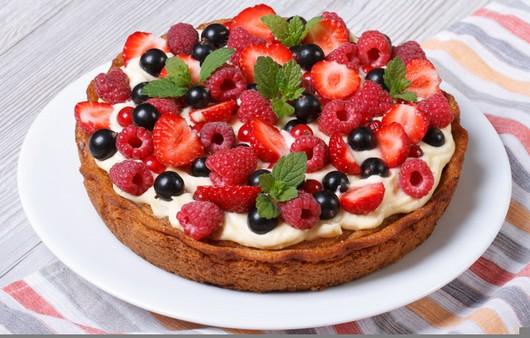 Фотообои торт