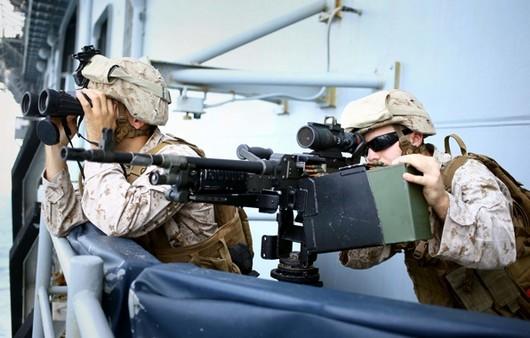 армейское оружие