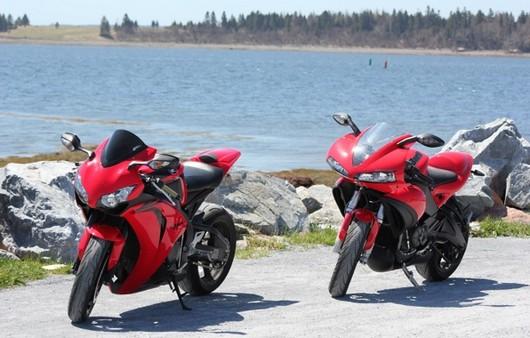 Фотообои Мотоциклы Honda