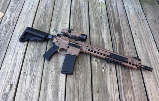 винтовка m4