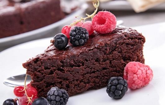 Фотообои Сладкое пирожное