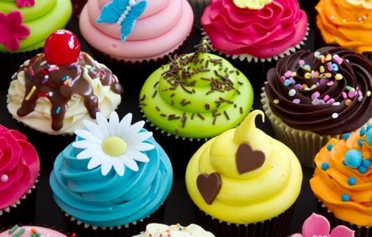 Фотообои Сладкие кексы