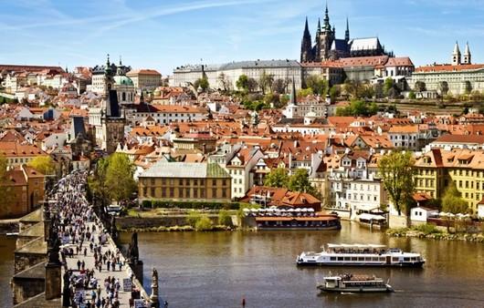 Город Prague