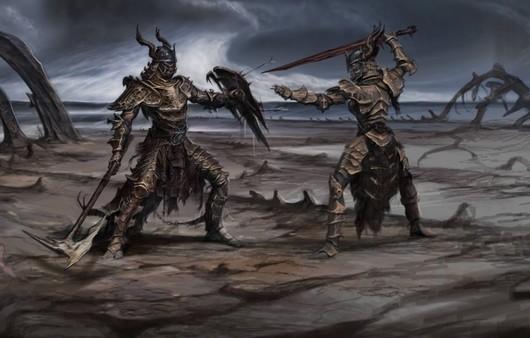 Игра The Elder Scrolls V