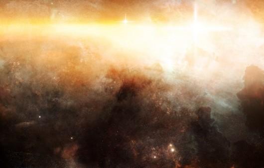 Звёздные красоты в космосе