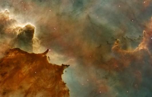Загадочные космические явления