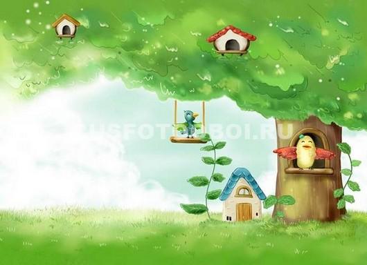 Жизнь на дереве