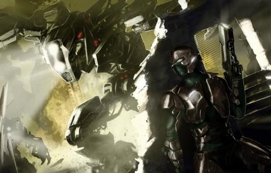 Фантастические роботы-воины