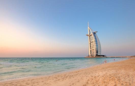 Фотообои Отель в  Дубай