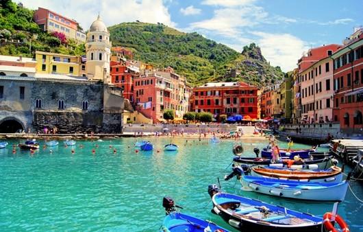 Город Варница ,Италия