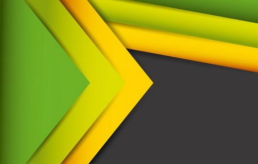 Текстура цветной поверхности из цветной бумаги