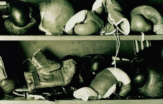 Фотообои Боксёрские перчатки