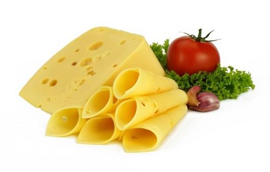 Фотообои Нарезка сыра