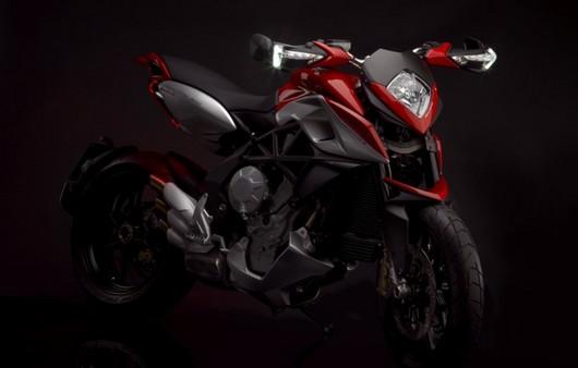 Итальянский мотоцикл MV Agusta