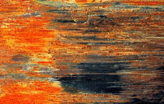 Фотообои Текстура металлической ржавой поверхности