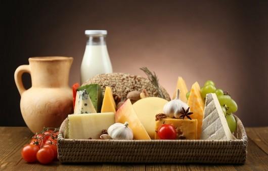 Сыра разных видов