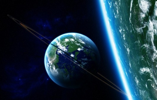 Планеты в космосе